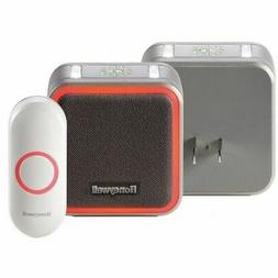 HONEYWELL HOME RDWL515P2000/E Plug In Doorbell Push 5Ser Gry