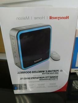 Honeywell RDWL917AX Series 9 Portable Wireless Doorbell BRAN
