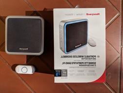 Honeywell RDWL917AX2000 Series 9 Portable Wireless Doorbell