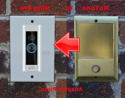 Ring PRO Doorbell adapter plate Nutone and M&S intercom syst