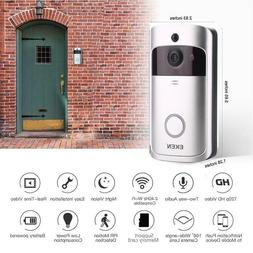 Ring Video Doorbell Camera Wireless Wifi Security Phone With