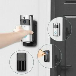 Ring Video Doorbell Wireless w/HD Video Motion Activated Ale