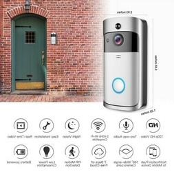 Video Doorbell with HD Video Motion Activated Alerts Easy In