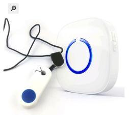 Sado Tech Caregiver SOS Wireless Remote Call Button Wearable