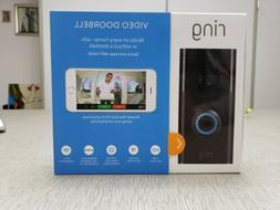 SEALED!Ring WiFi Video Doorbell HD Wireless 720P +TOOLS Alex