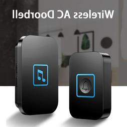 SMATRUL self powered Waterproof Wireless <font><b>DoorBell</