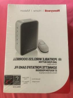 series 3 portable wireless doorbell and push