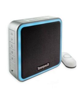 Honeywell Series 9 Wireless Portable Door bell with Halo Lig
