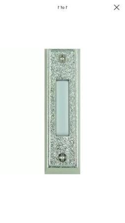 Silver Carlon Push-Button by Thomas & Betts DH1404L