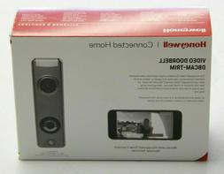 Honeywell SkyBell Slim Design 1080p Wi-Fi Video Doorbell Sil