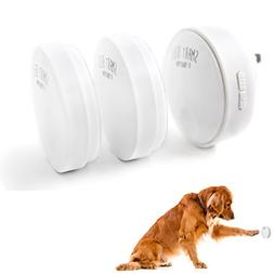 Mighty Paw Smart Bell 2.0, Dog Potty Communication Doorbell,