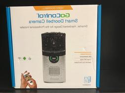 GoControl Smart Doorbell Camera  weatherproof, hardwired