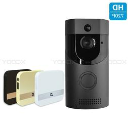 Smart Doorbell Wlan Ring Bell Wireless WiFi Intercom Camera