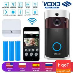 Smart IP Video Intercom WI-FI Video Door Phone Door Bell WIF