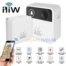 Smart Video Doorbell Wireless 720P WiFi Home Security Camera