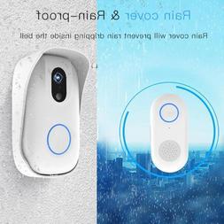 Smart Waterproof Doorbell Camera Phone WIFI Wireless HD Phot