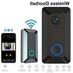 smart wifi doorbell camera video wireless door
