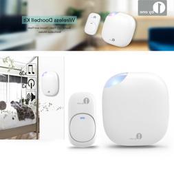 1Byone Smart Wireless Door Bell Intelligent Push Button +US