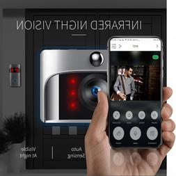 Smart Wireless Phone Door Bell Camera WiFi Smart Video Inter
