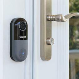 smart wireless video door bell voice access