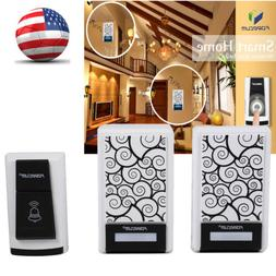 Smart Wireless Ring Doorbell Video Camera Phone Bell Interco