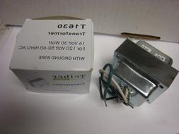 Teiber T1630 16V and 30VA 30W Chime Transformer FREE SHIPPIN
