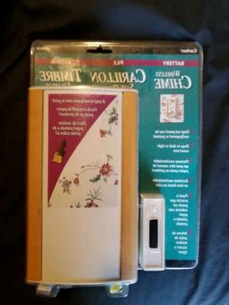 thomas and betts rc3610 carlon wireless chime