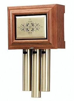 Traditional Musical Wired Door Chime, Walnut