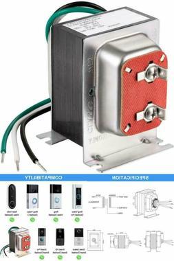 Transformer Ring Video Doorbell Pro Hardwired Door Chime Tra