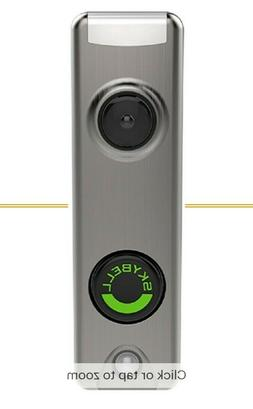*SkyBell - Trim Plus Smart Wi-Fi Video Doorbell - Wired - Br