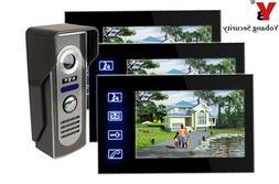 Yobang Security Video Door Phone Vidoe Intercom Home Securit