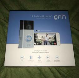 Ring Video Doorbell 2 - BRAND NEW Camera