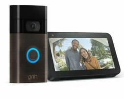 Ring Video Doorbell 2 HD Video , Motion detection, + Echo Sh