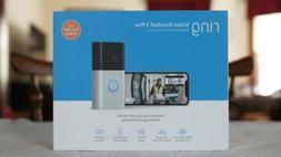 Ring Video Doorbell 3 Plus Enhanced Wifi Improved Motion Det