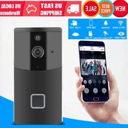 Video Doorbell HD 1080P Wi-Fi Smart Phone Security Camera Ni
