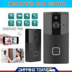 Video Doorbell Kit HD 1080P Wi-Fi Smart Phone Security Camer