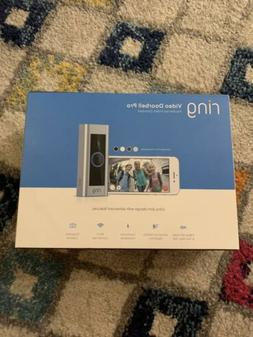 Ring Video Doorbell Pro BRAND NEW Factory Sealed - WiFi Home