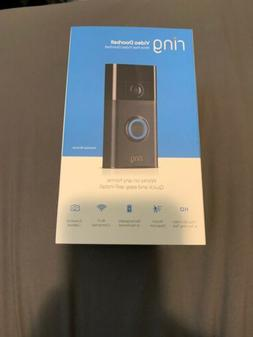 video doorbell wi fi enabled hd camera