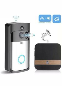 Video Wireless Doorbell Camera WiFi GJT 720P HD Home Securit