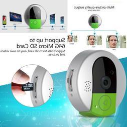Visual Doorbell Alloet Security VStarcam Smart WiFi Security