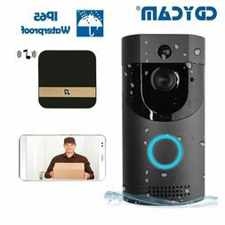Waterproof Wireless New Video Phone Doorbell  With Speaker P
