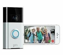 Ring Wi-Fi Enabled Video Doorbell 2 Works with Alexa In Sati