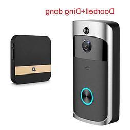 Ocamo Wi-Fi Enabled Video Doorbell,Smart Wireless WiFi Doorb