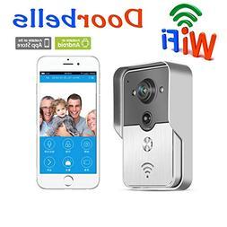HATCHMATIC New WiFi Video Door Phone doorbell Wireless Inter