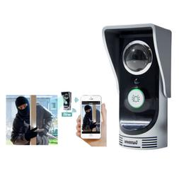 WIFI Video Door Phone Wireless Night Vision Intercom Doorbel