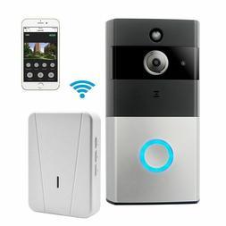 WIFI Video Doorbell, Smart Wireless Doorbell Security Camera