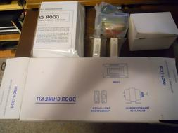 Wired Door Bell Chime home installation Kit Loud 75dB Volume