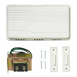 Hampton Bay Wired Door Chime Contractor Kit - 1001 406 918 N