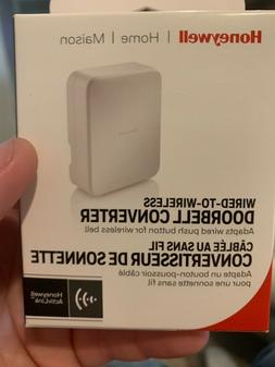 wired wireless doorbell converter