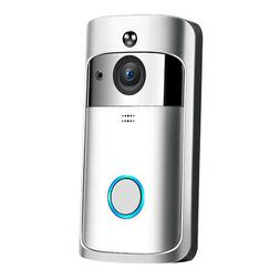 wireless and wifi video doorbell smart door